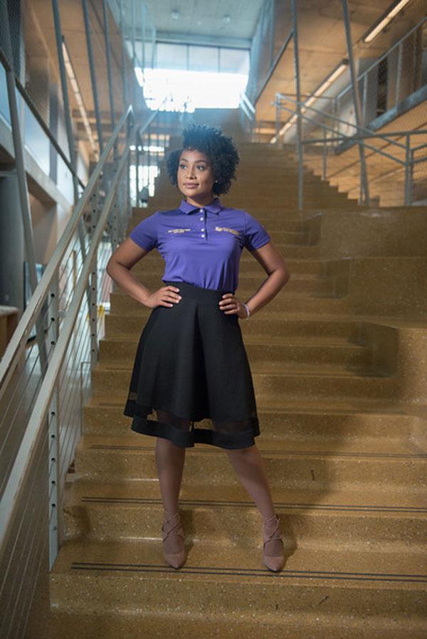 2017 Ebony Campus Queens Prairie View Am University