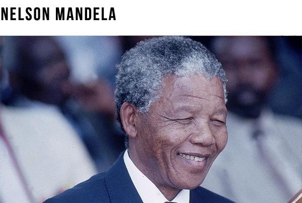 The EBONY Collections - Nelson Mandela