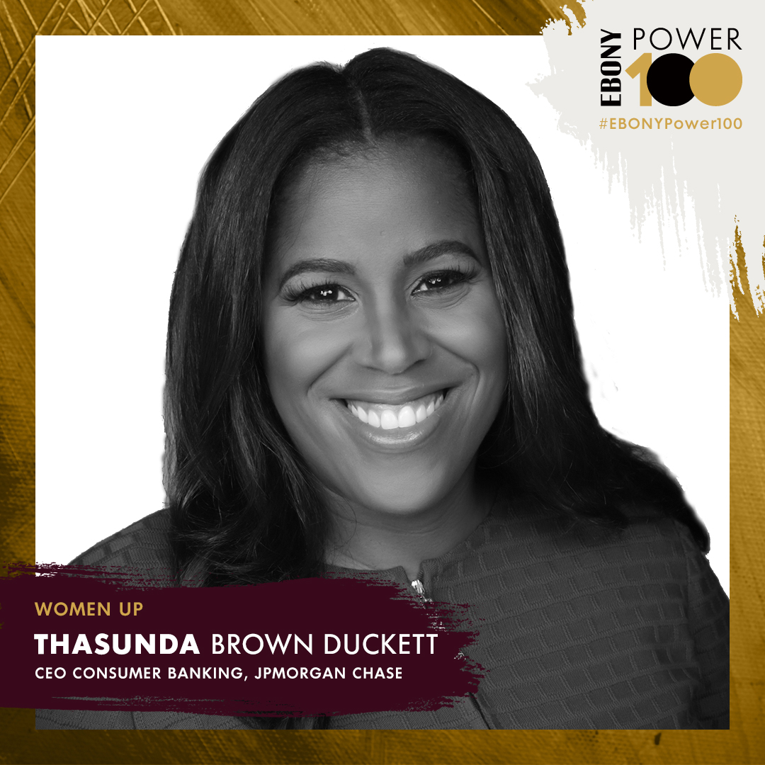 Thasunda Brown Duckett