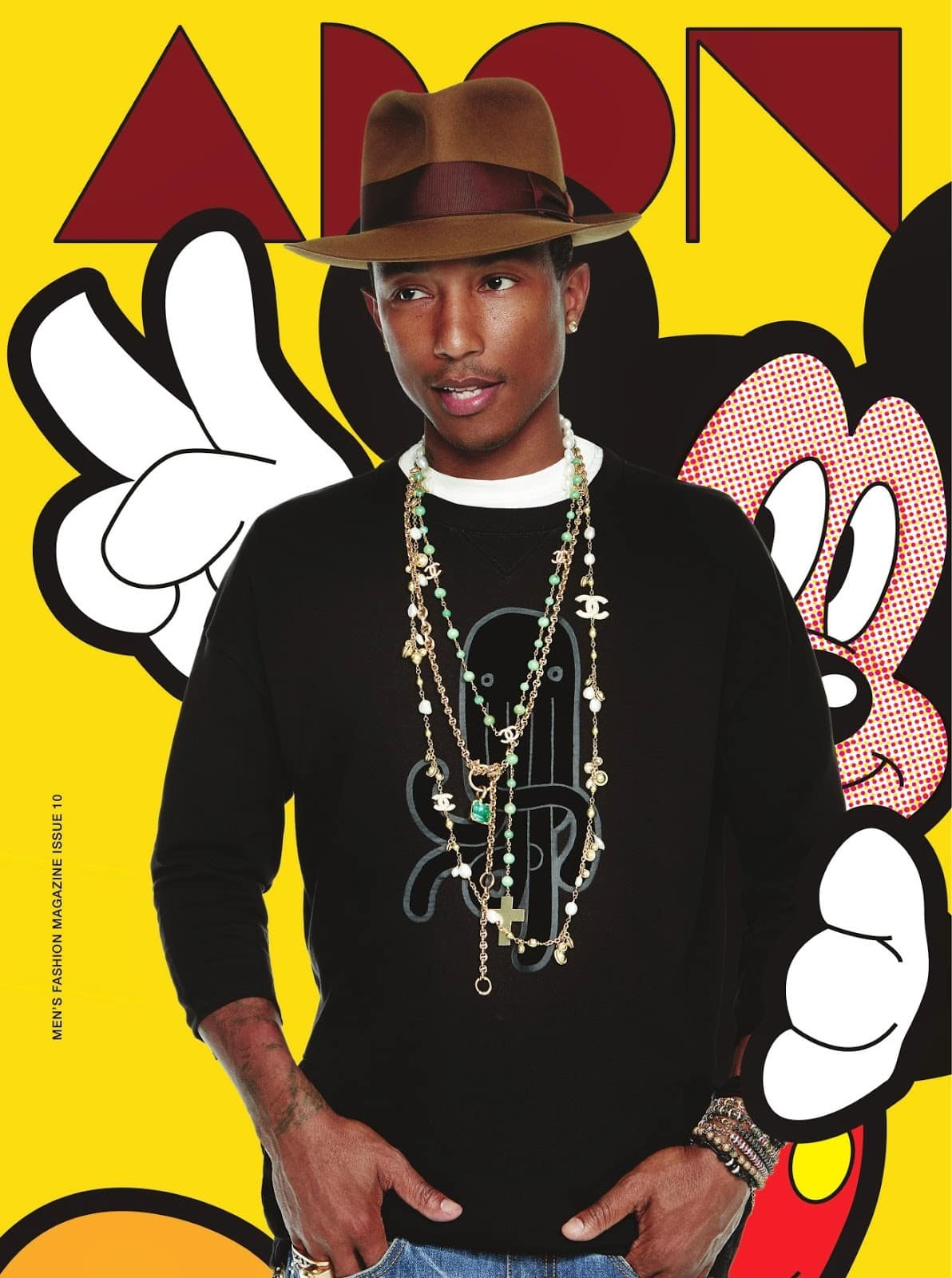 Man up decoding the style evolution of pharrell williams ebony - Pharrell williams design ...