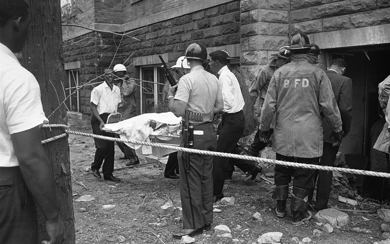 Marian Wright Edelman On 1963 Birmingham Church Bombing