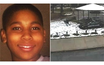 New Tamir Rice video shows cop tackle his 14-year-old sister as she rushed to dying brother's aid