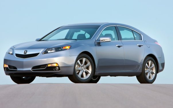 Car Review: 2012 Acura TLSH-AWD with Advance Package
