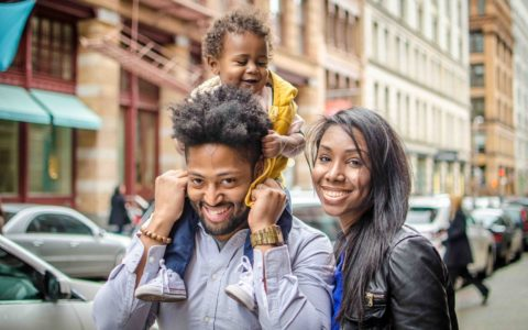 The Coolest Black Family in America, No. 52:The Fequieres