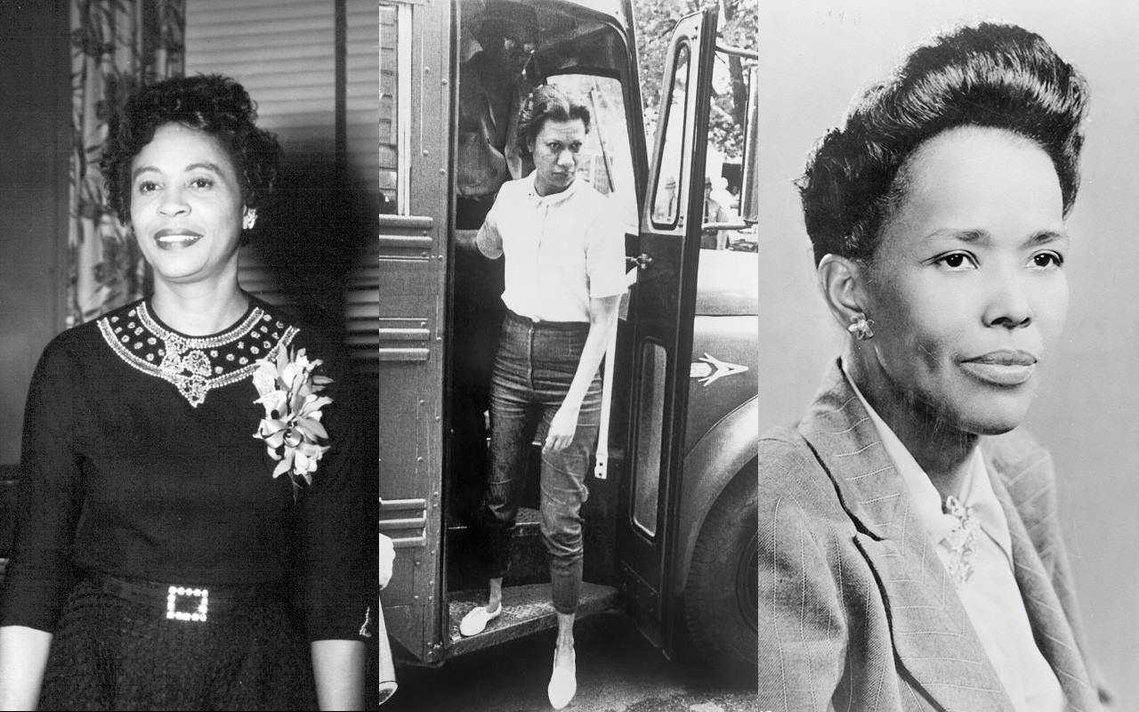 """black civil rights and feminist rights The african-american woman who former president barack obama once called """"the godmother of the civil rights movement"""" was commemorated on a us postage stamp wednesday on the first day of black history month."""