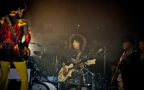 [INTERVIEW] Andy Allo: Prince's Protégé Comes Into Her Own