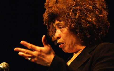 Angela Davis Talks Black Liberation, History and the Contemporary Vision