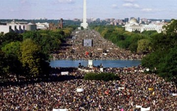 #Justiceorelse: This Year's Million Man March