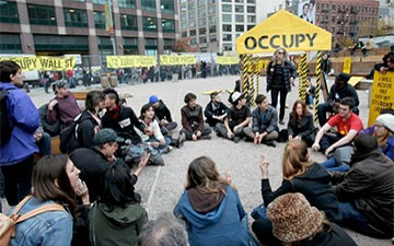Courthouses Across the Country Next Stop for Occupy Movement