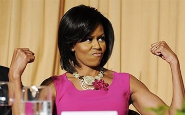 Michelle Obama to Lead Olympic Delegation