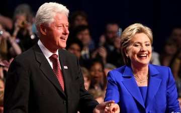 "Bill Clinton ""Happy"" if Hillary Runs"