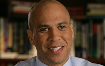 Cory Booker Saves Woman From Fire