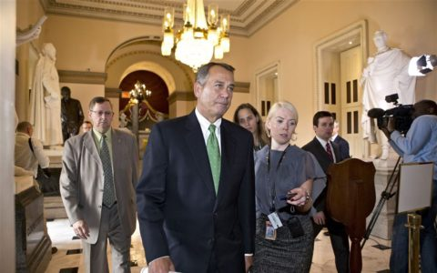 Obama Makes New Fiscal Cliff Offer to Boehner
