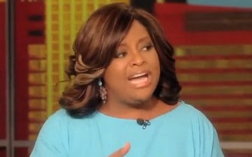 Sherri Shepherd Gets Emotional Over Abortion Debate