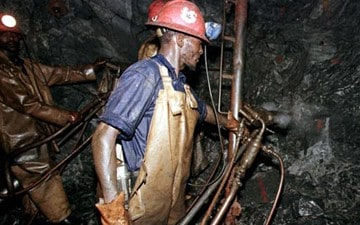 South African Miners Reject Latest Offer