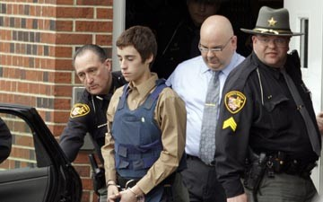 Ohio Suspect Charged with Three Murders