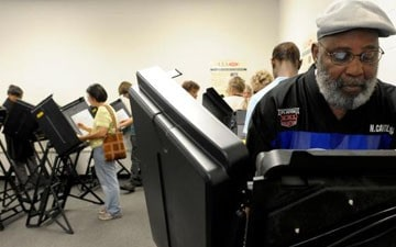 Pennsylvania Machine Turns Vote for Obama into One for Romney