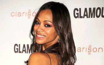 "Zoe Saldana: ""There's Just Not Enough Diversity on Magazine Covers"""
