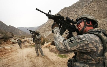 Sergeant Acts Alone in Afghanistan Killings
