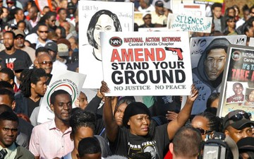 Stand Your Ground Rally Florida Tallahassee