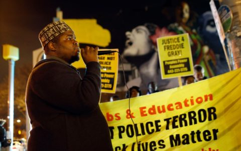 In Baltimore's Neighborhoods, Anger Over Hung Jury, But No Unrest