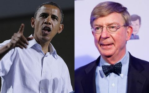 George Will:'White Guilt' Keeping Obama Afloat