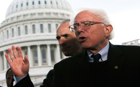 Meet Bernie Sanders: Where the Black Voter Fits Into His Ambitious Plan