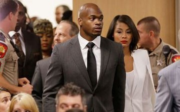 Adrian Peterson to avoid jail time