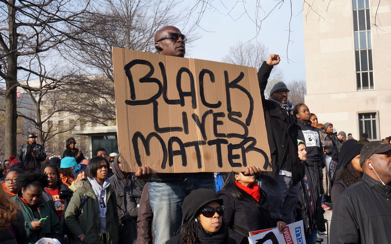 Blm Activists Want More Support From Congressional Black