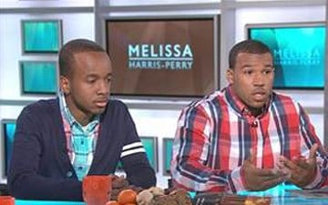 Teens Talk Trayvon and Growing Up Black on 'Melissa Harris Perry'
