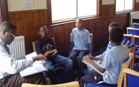 The 360 Degree Village Approach to Mentoring Black Males