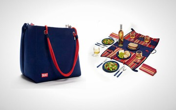 [THAT THING] Convertible Picnic Bag by BUILT
