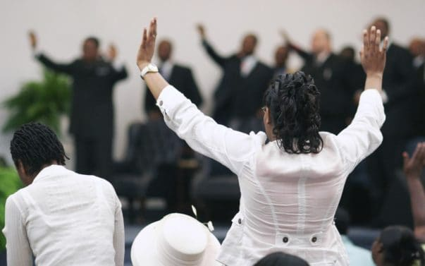 The Black Church: Service Is Not Over