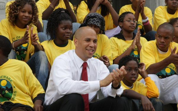 [INTERVIEW] Cory Booker:The Mayor, The Hero