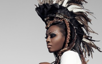 Dawn Richard on the Darker Girl's Battle with Beauty