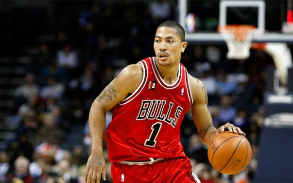 NOTHING BUT NET: Derrick Rose, the Reluctant Superstar