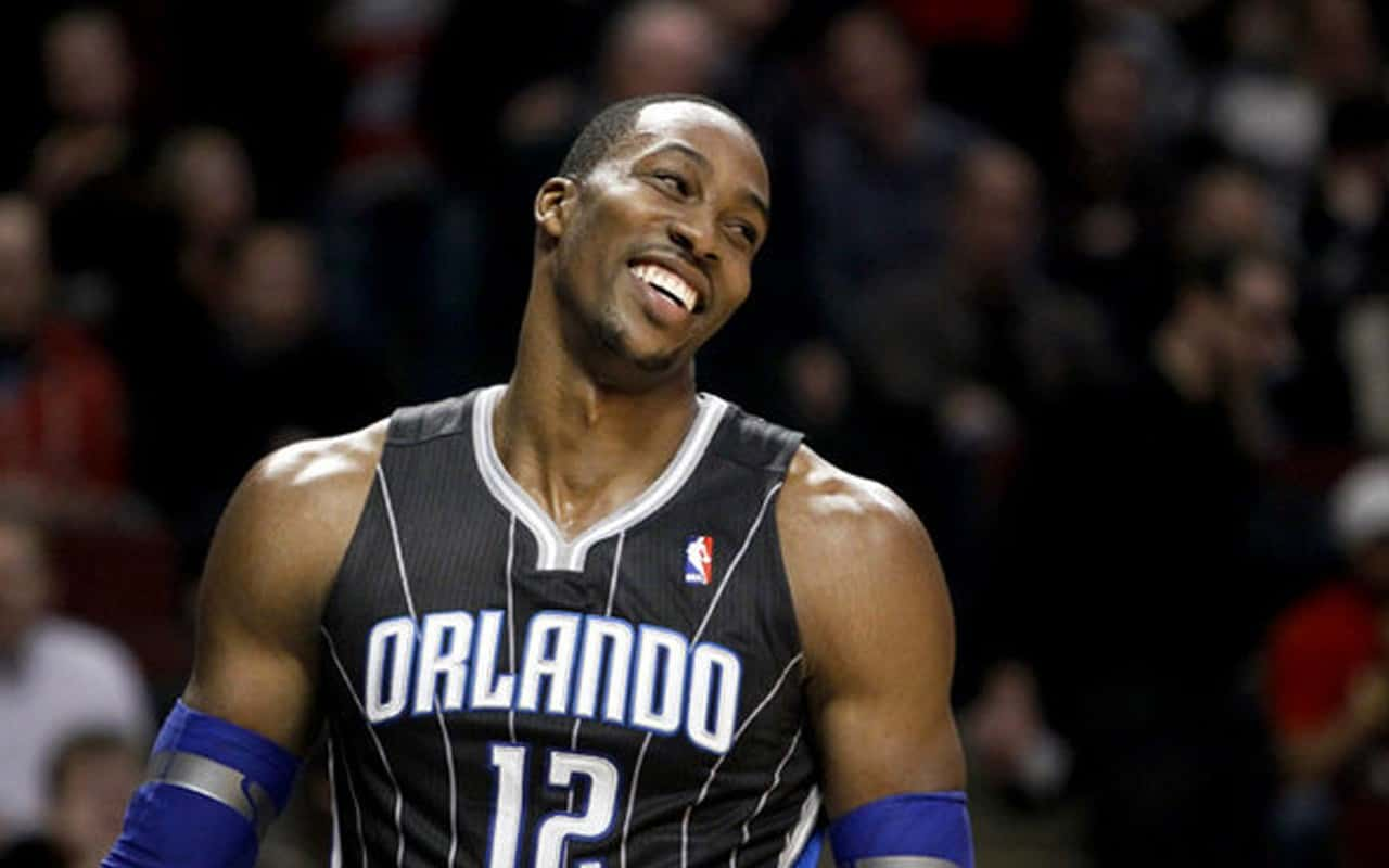 Free Agent Frenzy Its Showtime As Dwight Howard Heads