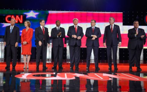 GOP Debate: Heavy on Extremism, Light on Immediate Domestic Concerns
