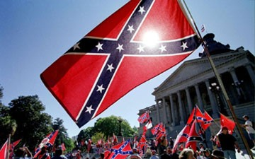 The GOP's uneasy relationship with the Confederate flag