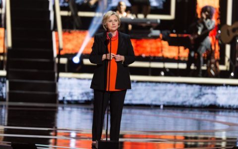 Why I'm Not Here for Hillary Rodham Clinton at Black Girls Rock