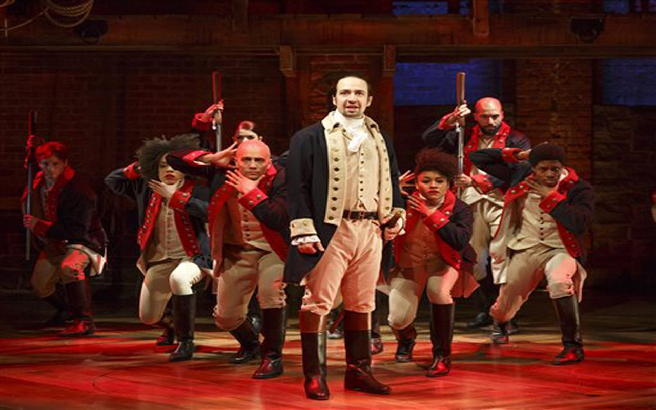 Hamilton The Musical Catches Criticism Over Casting Call Ebony