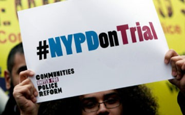 NYPD Officer Told Innocent 13-Year-Old To 'Stop Crying Like A Little Girl' During Stop And Frisk