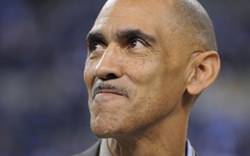 Tony Dungy 'wouldn't have taken' Michael Sam in NFL draft