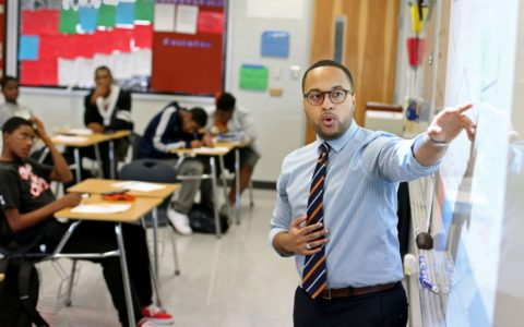 America's Extreme Need for More Black Male Educators