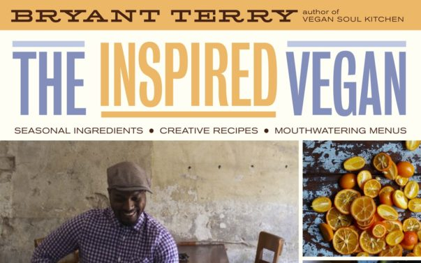 Bryant Terry:The 'Inspired' Chef Urges Black Folks to Eat (and Live) Better