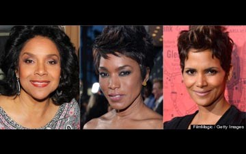 Phylicia Rashad, Angela Bassett and Halle Berry are examples of age-defying black stars.