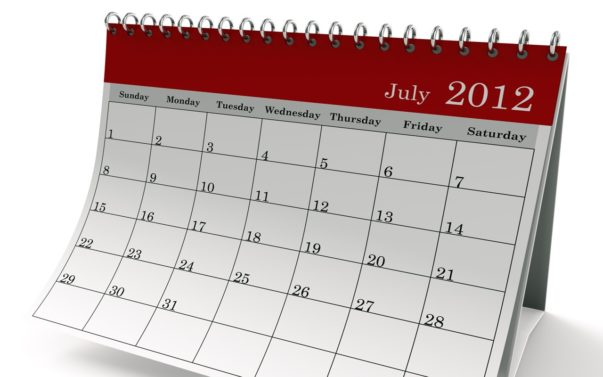 JULY 2012: Go. See. Do.