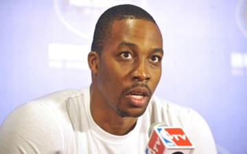 Georgia Police Reopen Dwight Howard Child Abuse Investigation