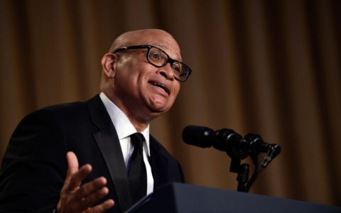 Did Larry Wilmore Finally Break the N-Word By Using It at the President?