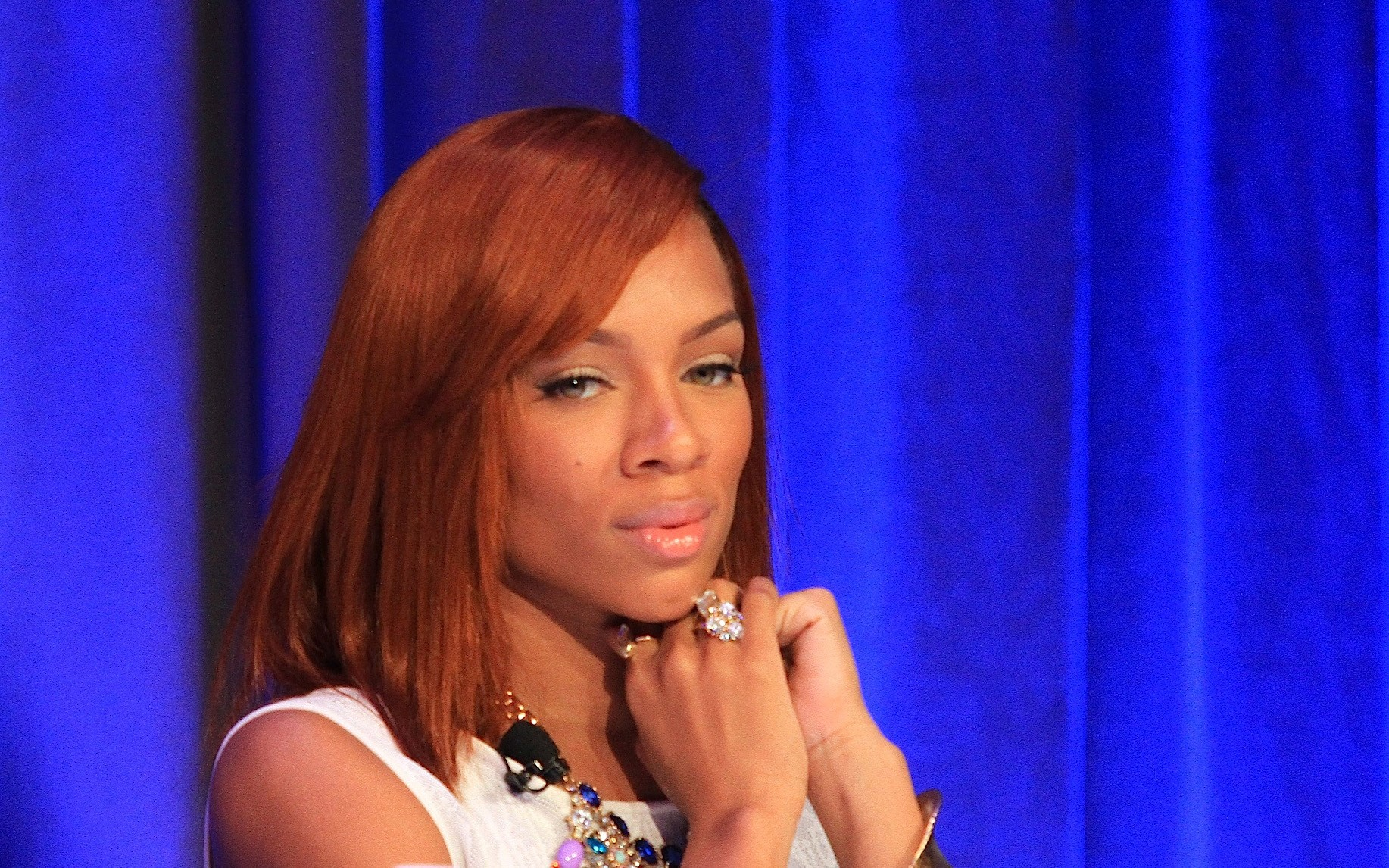 In Her Words: Lil Mama Recounts Her Mom's Breast Cancer